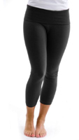 Tparty yoga capri pants