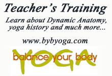 b;ybyoga teacher's training