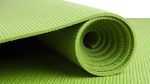 Mat review - Jbyrdyoga article