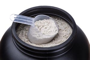 protein-powder-container