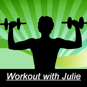 workout with julie